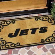 New York Jets NFL Door Mat