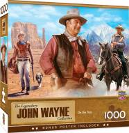 John Wayne On the Trail 1000 Piece Puzzle