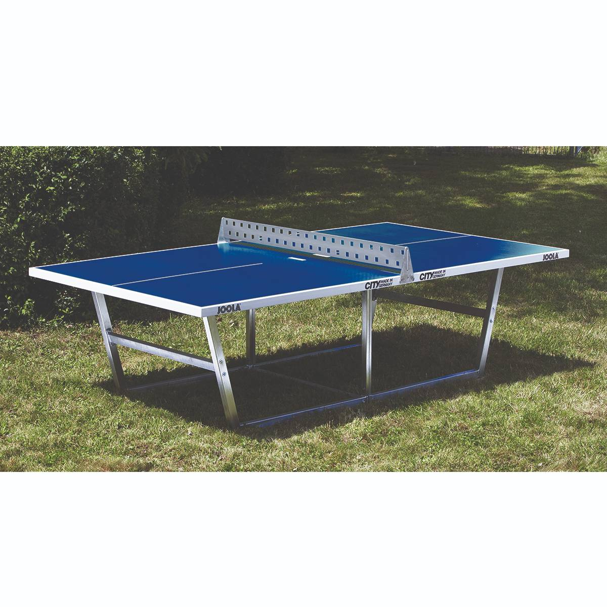 The Joola City Outdoor Table Tennis Table Is An Extremely Sturdy Outdoor Table  Tennis Table That Is Ideal For Public Areas, School Playgrounds, ...