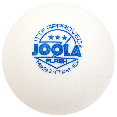 Joola Flash 3-Star Professional Table Tennis Balls - 72 Pack