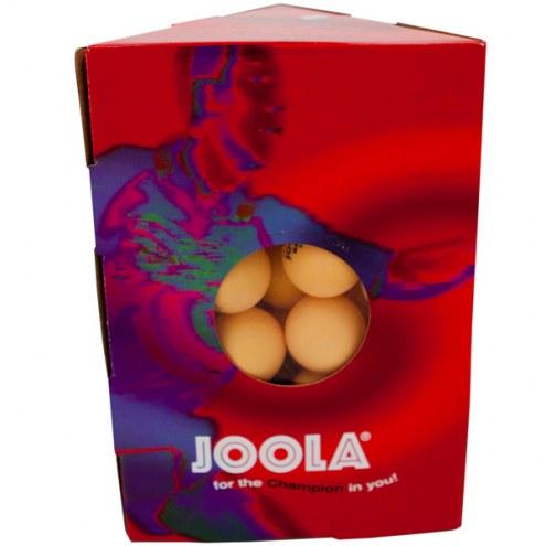 Joola Magic Orange Table Tennis Balls - 48 Balls