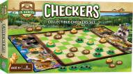 JR Ranger Checkers Board Game