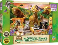 JR Ranger Wildlife of the National Parks 100 Piece Puzzle