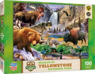 JR Ranger Yellowstone National Park 100 Piece Puzzle