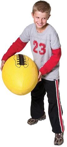 Jumbo EZ Grab Football Prism Pack