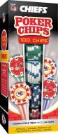 Kansas City Chiefs 100 Poker Chips