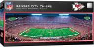 Kansas City Chiefs 1000 Piece Panoramic Puzzle