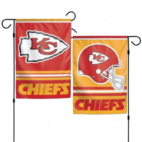 "Kansas City Chiefs 11"" x 15"" Garden Flag"