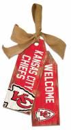 "Kansas City Chiefs 12"" Team Tags"