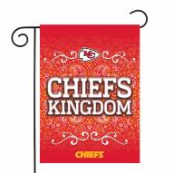 "Kansas City Chiefs 13"" x 18"" Garden Flag"