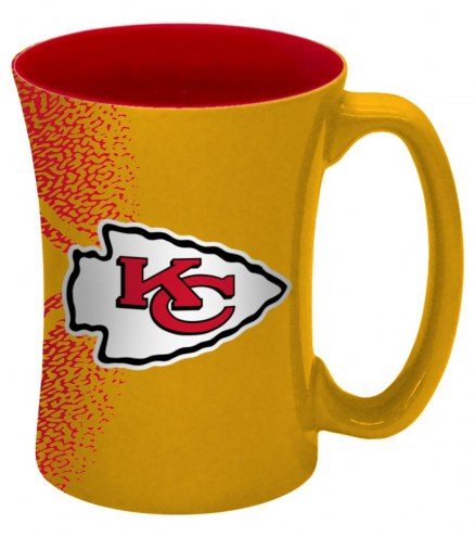 Kansas City Chiefs 14 oz. Mocha Coffee Mug