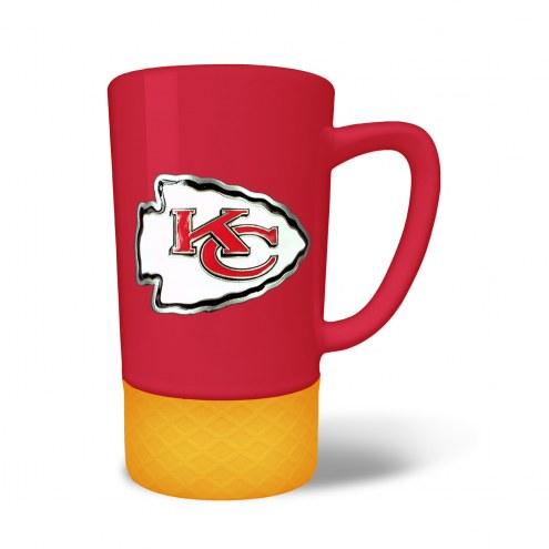 Kansas City Chiefs 15 oz. Jump Mug