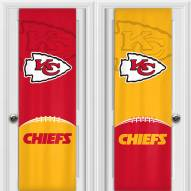Kansas City Chiefs 2 Sided Door Wrap