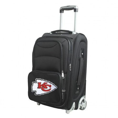 "Kansas City Chiefs 21"" Carry-On Luggage"