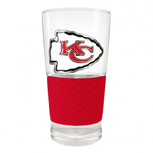 Kansas City Chiefs 22 oz. Score Pint Glass