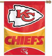 "Kansas City Chiefs 27"" x 37"" Banner"