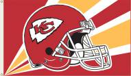 Kansas City Chiefs 3' x 5' Helmet Flag
