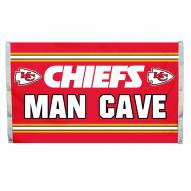 Kansas City Chiefs 3' x 5' Man Cave Flag