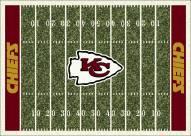Kansas City Chiefs 4' x 6' NFL Home Field Area Rug