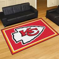 Kansas City Chiefs 5' x 8' Area Rug