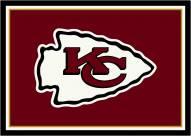 Kansas City Chiefs 6' x 8' NFL Team Spirit Area Rug