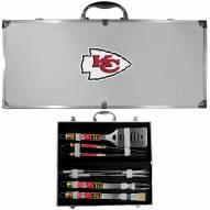 Kansas City Chiefs 8 Piece Tailgater BBQ Set