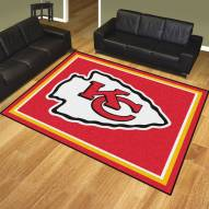 Kansas City Chiefs 8' x 10' Area Rug