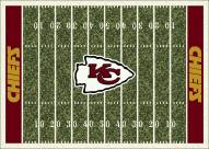 Kansas City Chiefs 8' x 11' NFL Home Field Area Rug