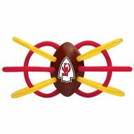 Kansas City Chiefs Baby Teether/Rattle