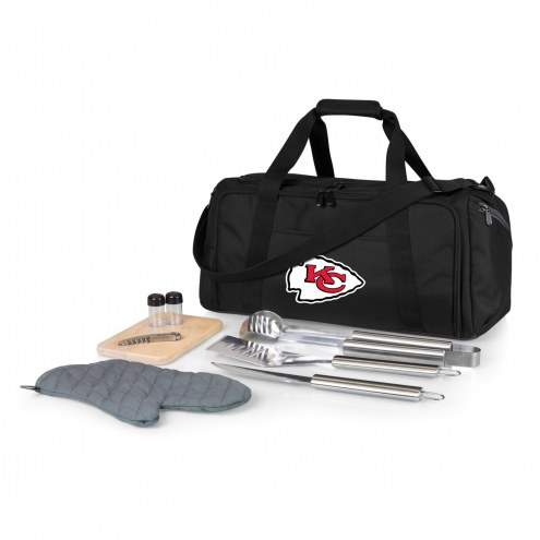 Kansas City Chiefs BBQ Kit Cooler