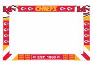 Kansas City Chiefs Big Game Monitor Frame