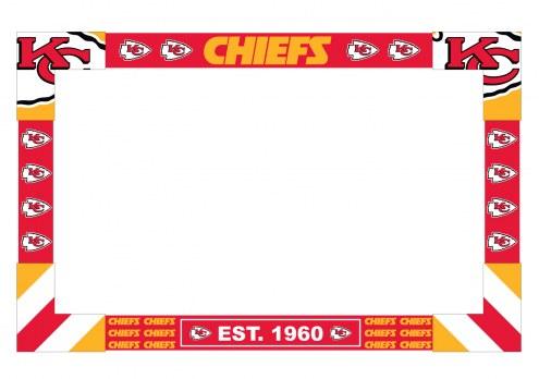 Kansas City Chiefs Big Game TV Frame