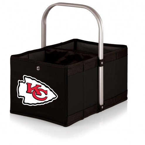 Kansas City Chiefs Black Urban Picnic Basket