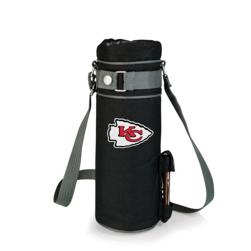 Kansas City Chiefs Black Wine Sack