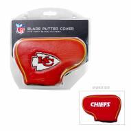 Kansas City Chiefs Blade Putter Headcover
