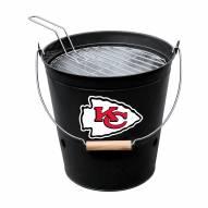 Kansas City Chiefs Bucket Grill
