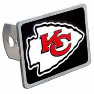 Kansas City Chiefs Class II and III Hitch Cover