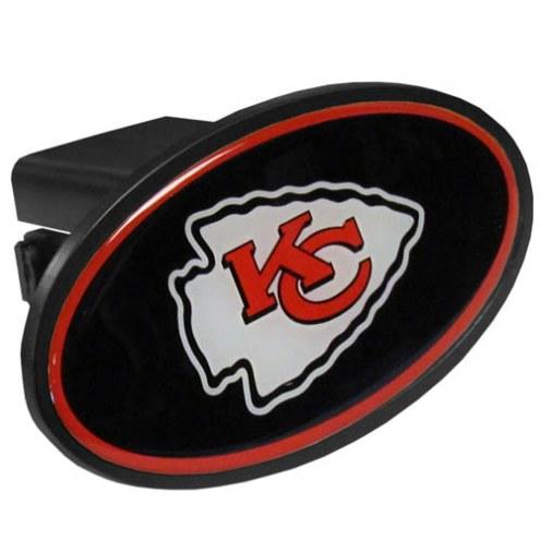Kansas City Chiefs Class III Plastic Hitch Cover