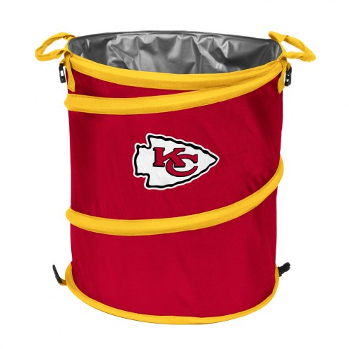 Kansas City Chiefs Collapsible Laundry Hamper