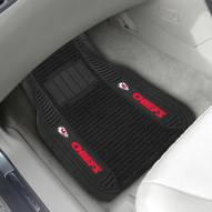 Kansas City Chiefs Deluxe Car Floor Mat Set