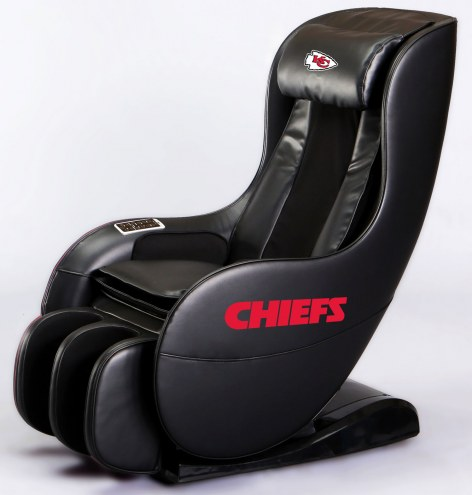 Kansas City Chiefs Deluxe Gaming Massage Chair