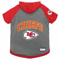 Kansas City Chiefs Dog Hoodie Tee