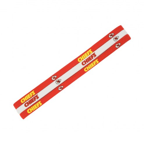 Kansas City Chiefs Elastic Headband