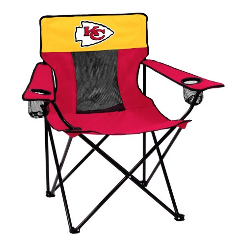 Kansas City Chiefs Elite Tailgating Chair