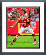Kansas City Chiefs Eric Fisher Action Framed Photo