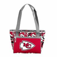 Kansas City Chiefs Fit 16 Can Cooler Tote