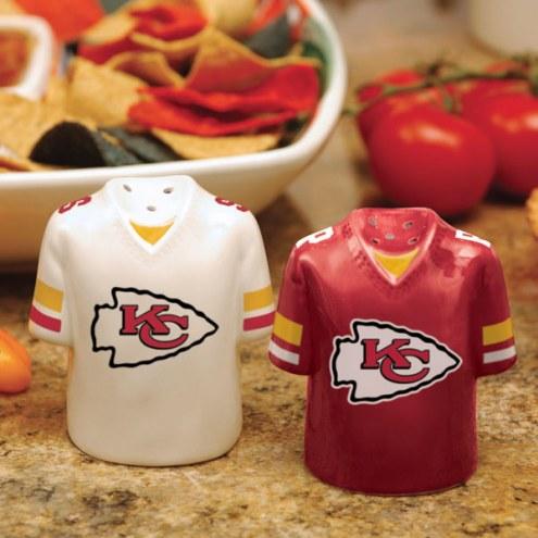 Kansas City Chiefs Gameday Salt and Pepper Shakers