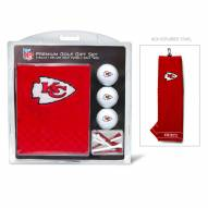 Kansas City Chiefs Golf Gift Set