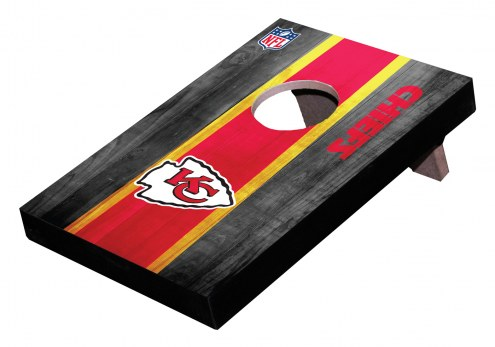 Kansas City Chiefs Table Top Cornhole