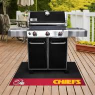 Kansas City Chiefs Grill Mat